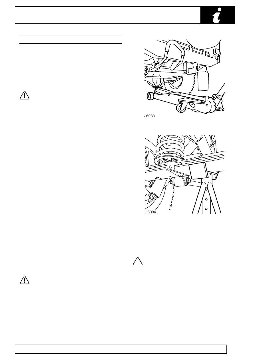 Land Rover Workshop Manuals > TD5 Defender > INTRODUCTION