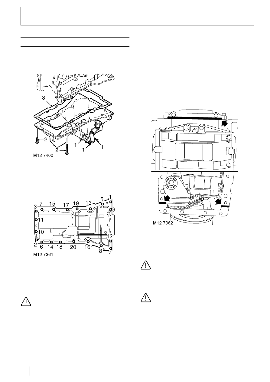 Land Rover Workshop Manuals > TD5 Defender > ENGINE