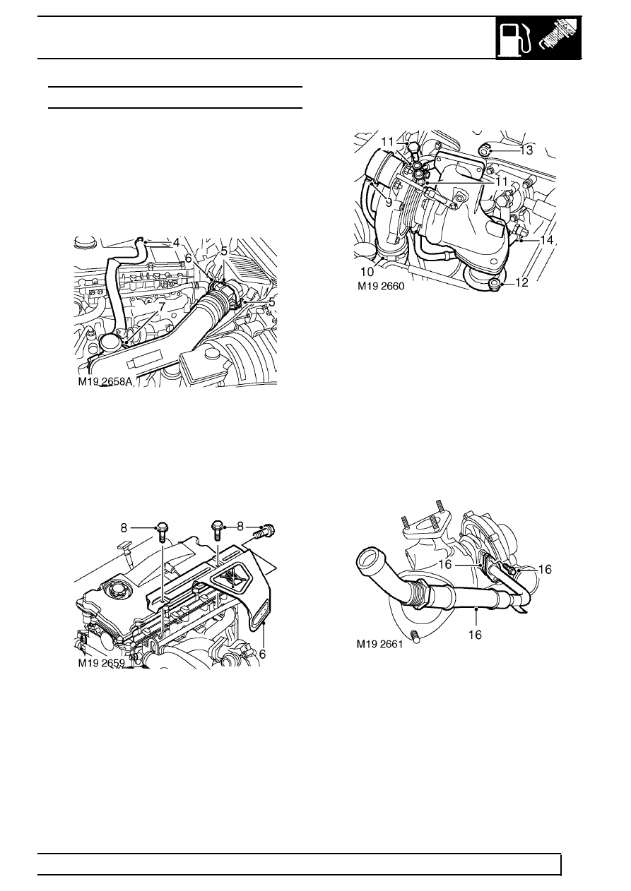 Land Rover Workshop Manuals > TD5 Defender > FUEL SYSTEM