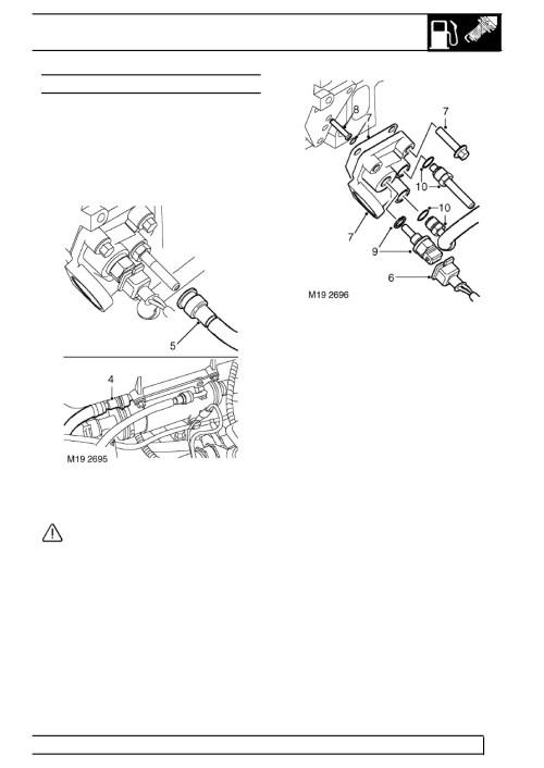small resolution of land rover workshop manuals u003e td5 defender u003e fuel system u003e regulatorfuel system