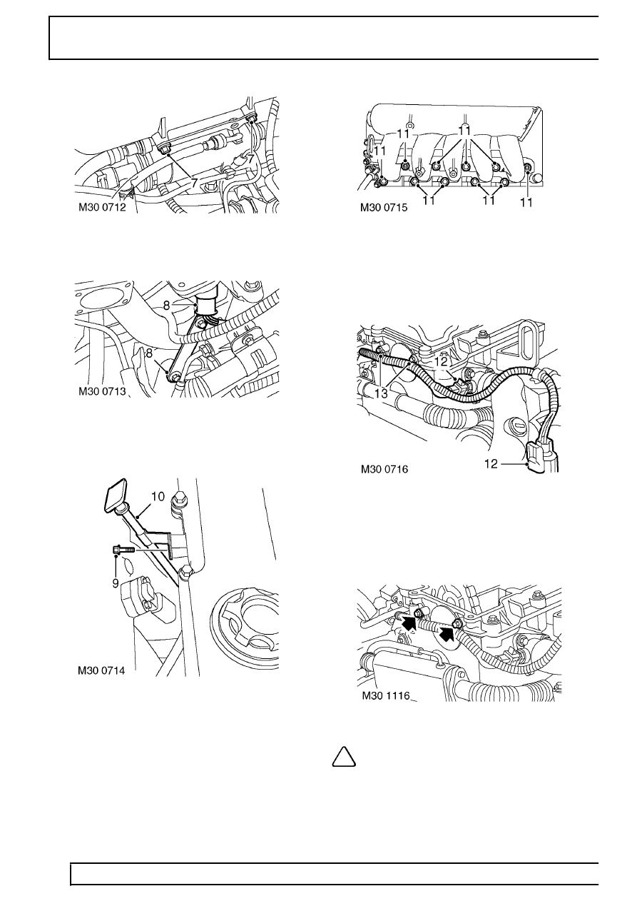 Land Rover Workshop Manuals > TD5 Defender > MANIFOLD AND