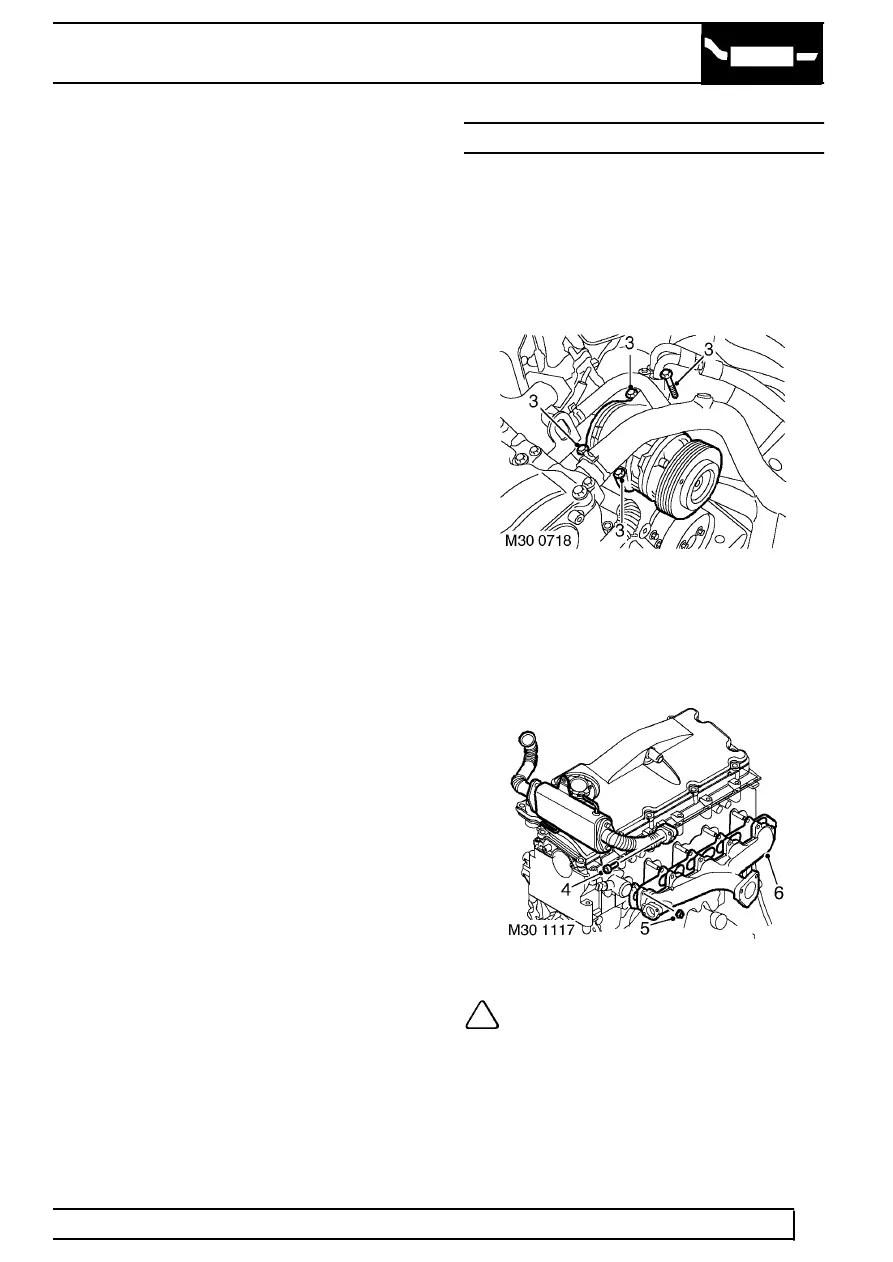 Land Rover Workshop Manuals > TD5 Defender > MANIFOLD AND