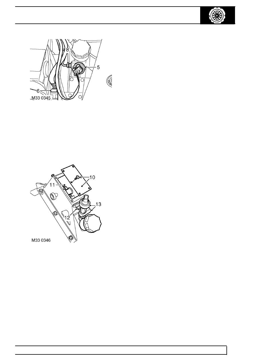 Land Rover Workshop Manuals > TD5 Defender > CLUTCH