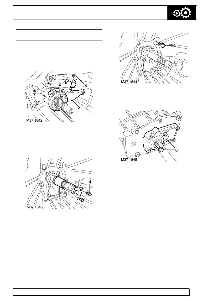 Land Rover Workshop Manuals > TD5 Defender > MANUAL