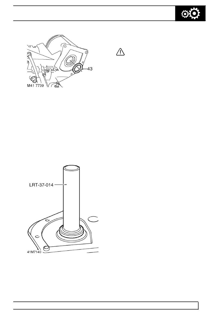 Land Rover Workshop Manuals > TD5 Defender > TRANSFER