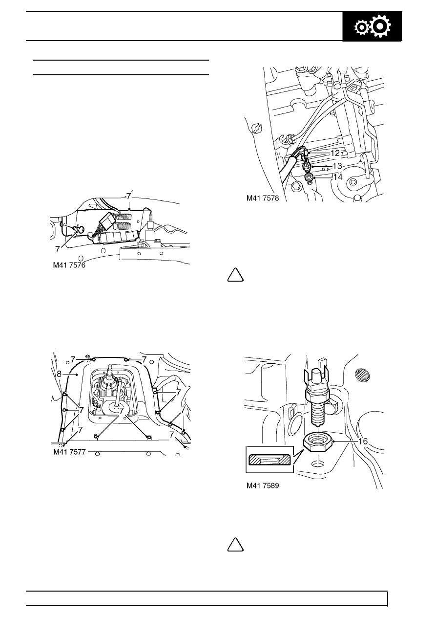Land Rover Workshop Manuals > TD5 Defender > TRANSFER