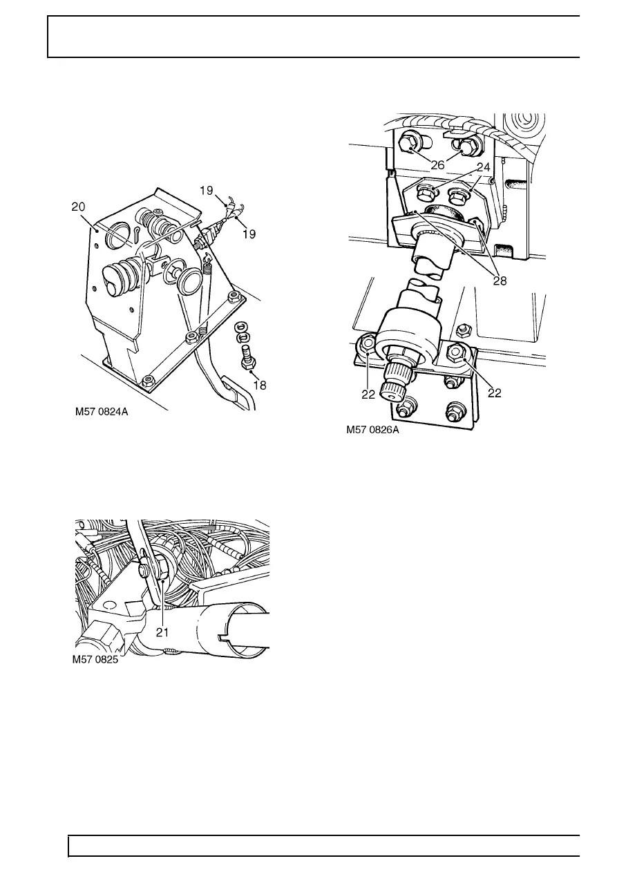 Land Rover Workshop Manuals > TD5 Defender > Page 506