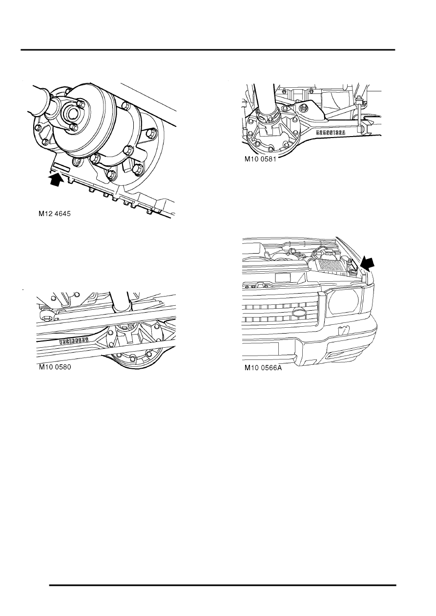 Land Rover Workshop Manuals > Discovery II