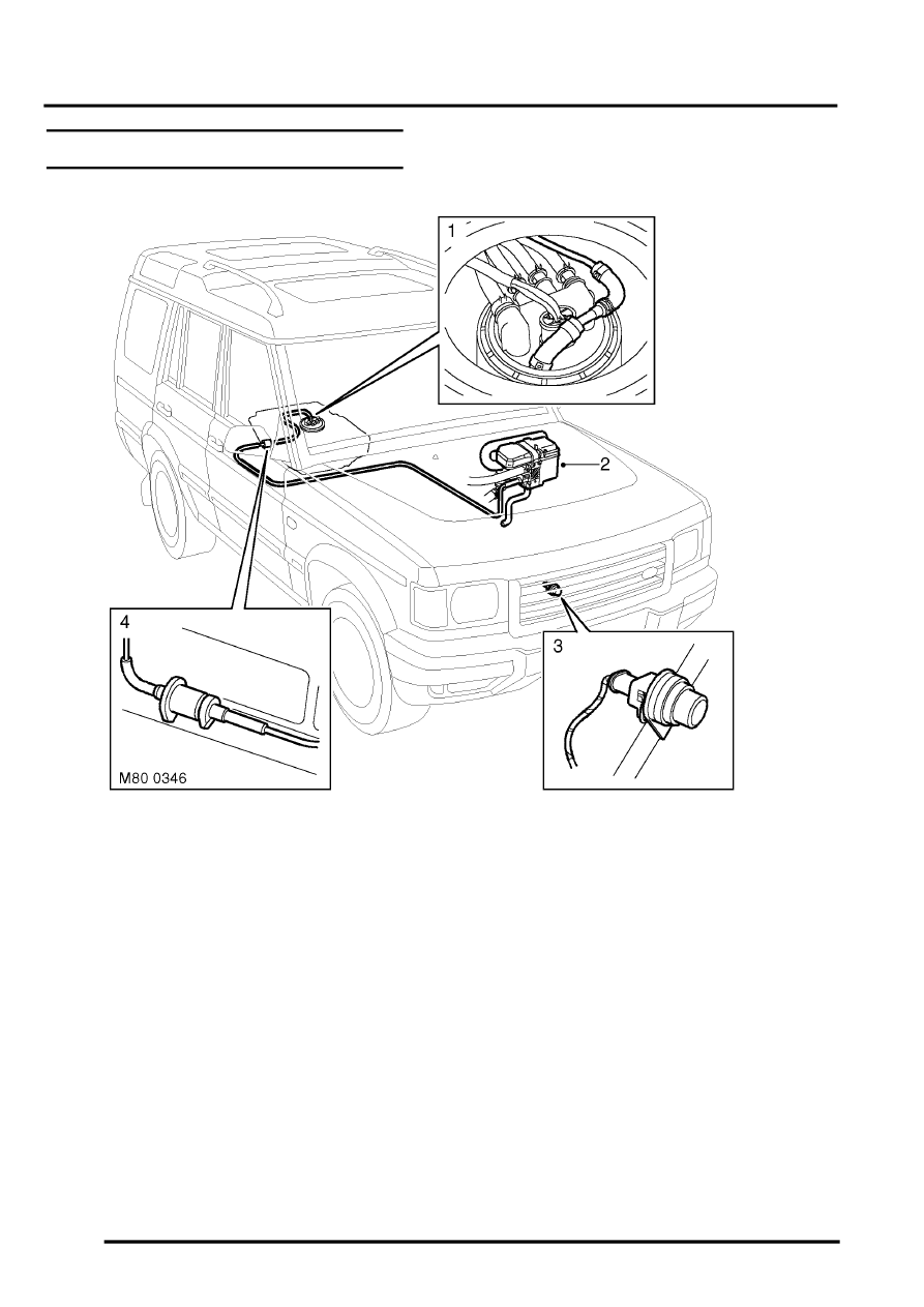 Land Rover Discovery 3 Fuel Burning Heater