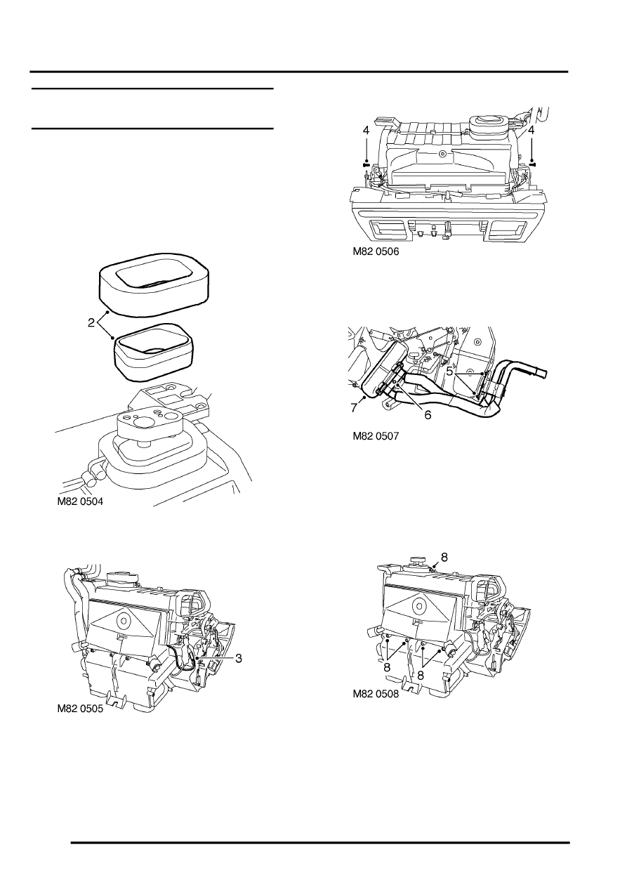 Land Rover Workshop Manuals > Discovery II > AIR