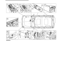 land rover workshop manuals u003e discovery ii u003e wipers and washers relay wiring discovery ii relay diagram [ 893 x 1263 Pixel ]