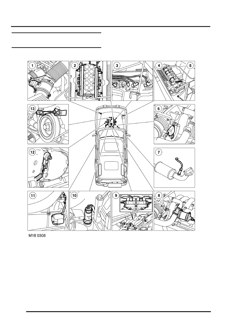 Land Rover Workshop Manuals > Discovery II > ENGINE