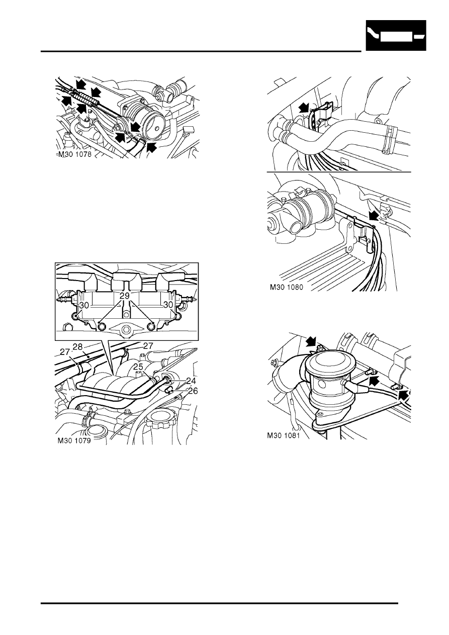 medium resolution of manifolds and exhaust systems v8 page 543