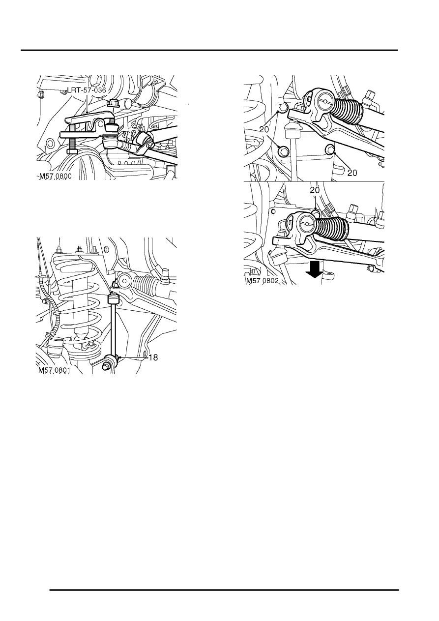 Land Rover Workshop Manuals > Discovery II > STEERING