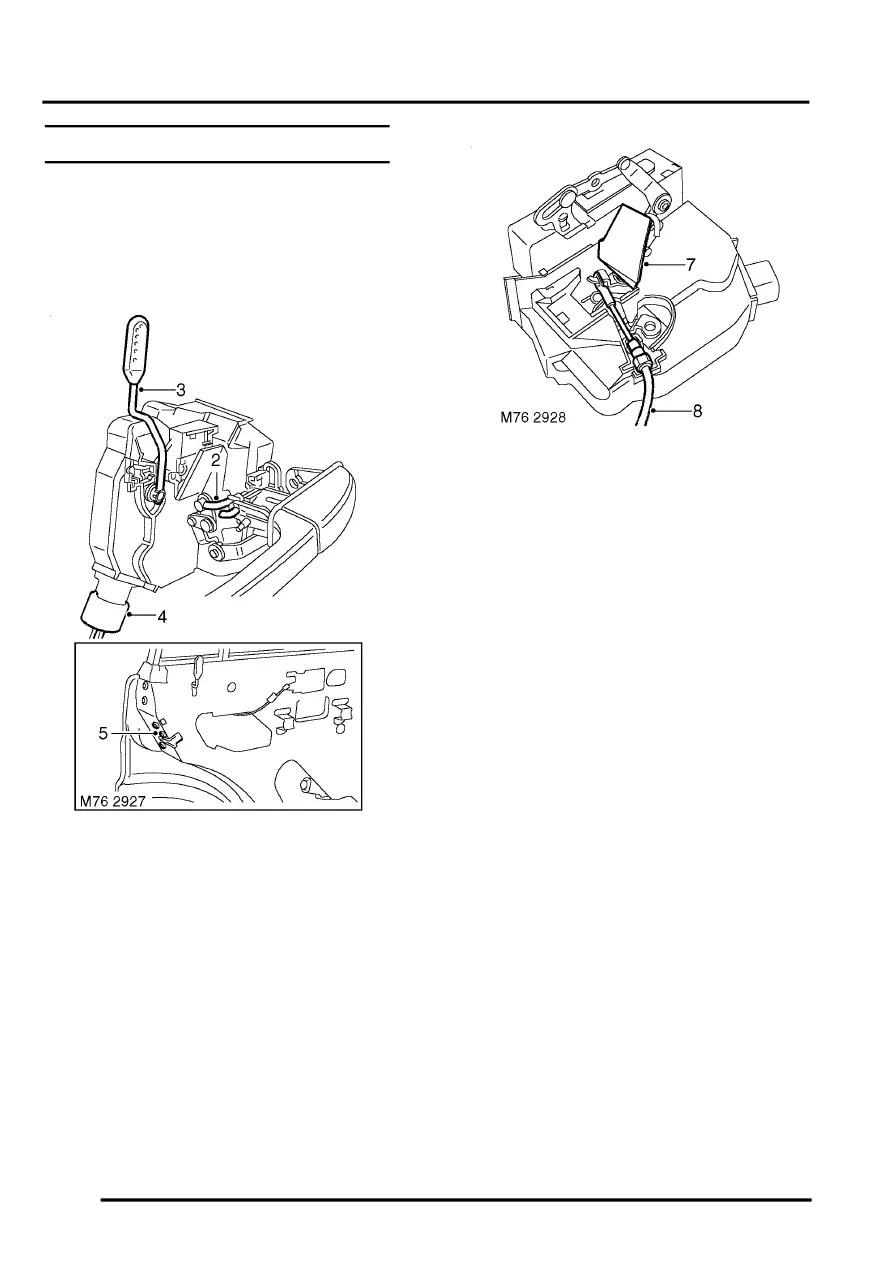 Land Rover Workshop Manuals > Discovery II > DOORS