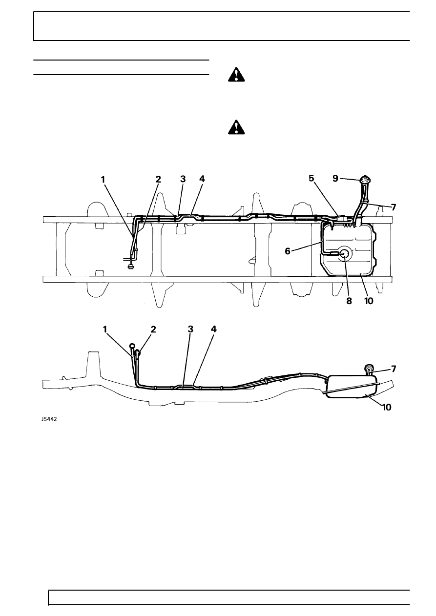 hight resolution of 19 fuel system mfi repair fuel pipes