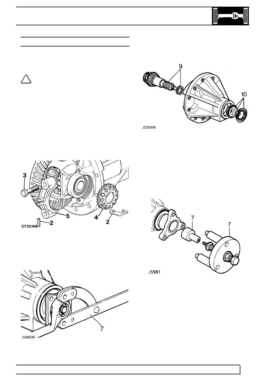 medium resolution of rear axle diagrams land rover workshop schema wiring diagram front axle diagrams land rover workshop