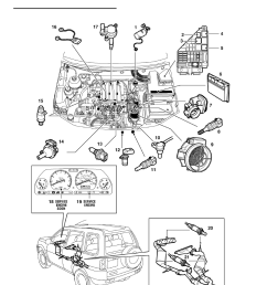 freelander engine diagram [ 893 x 1263 Pixel ]