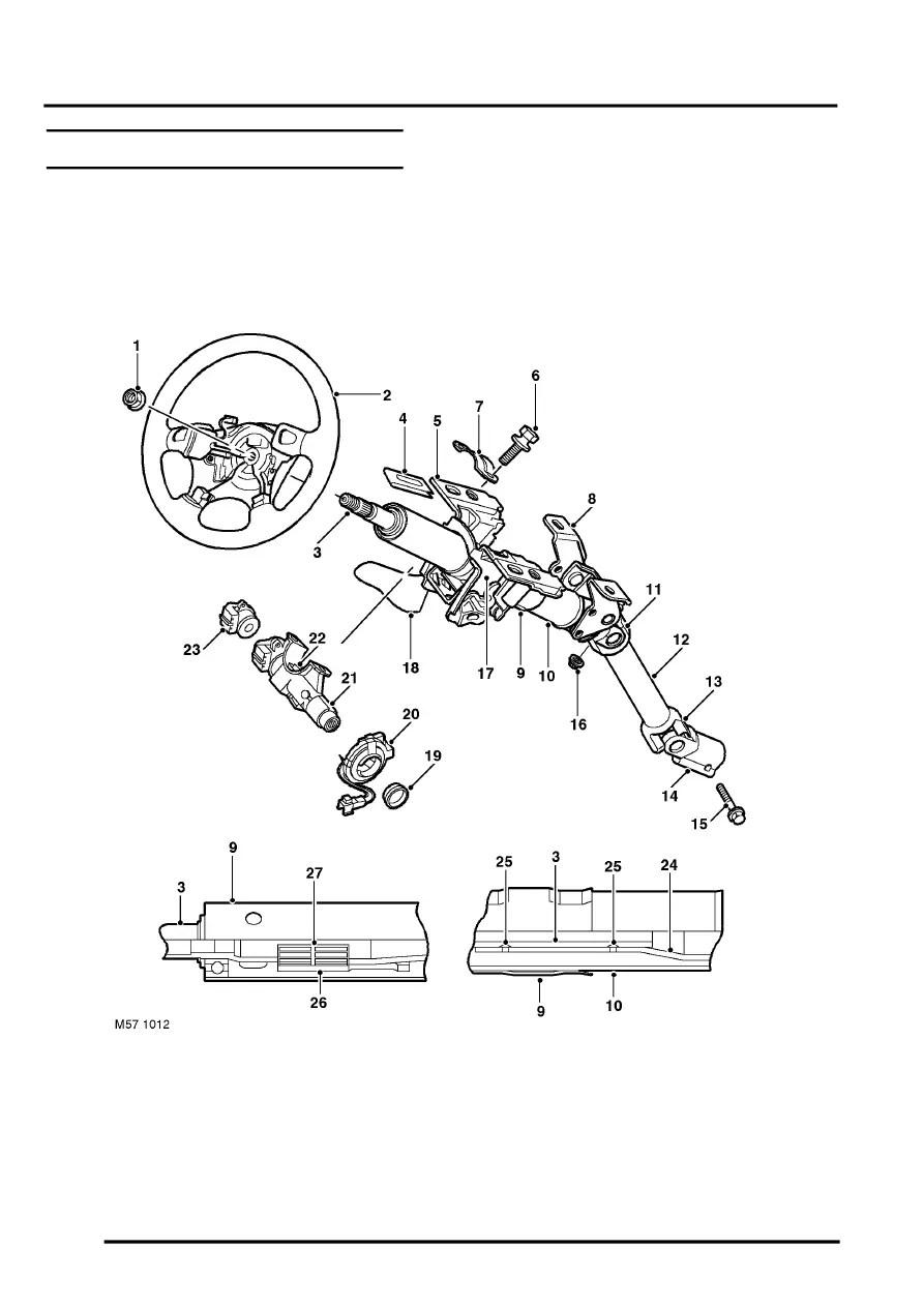Land Rover Workshop Manuals > Freelander System