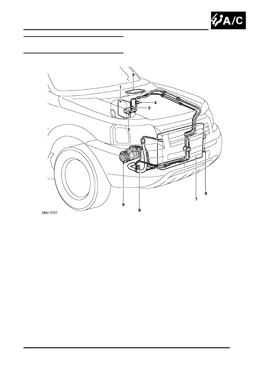 Land Rover Workshop Manuals > Freelander System