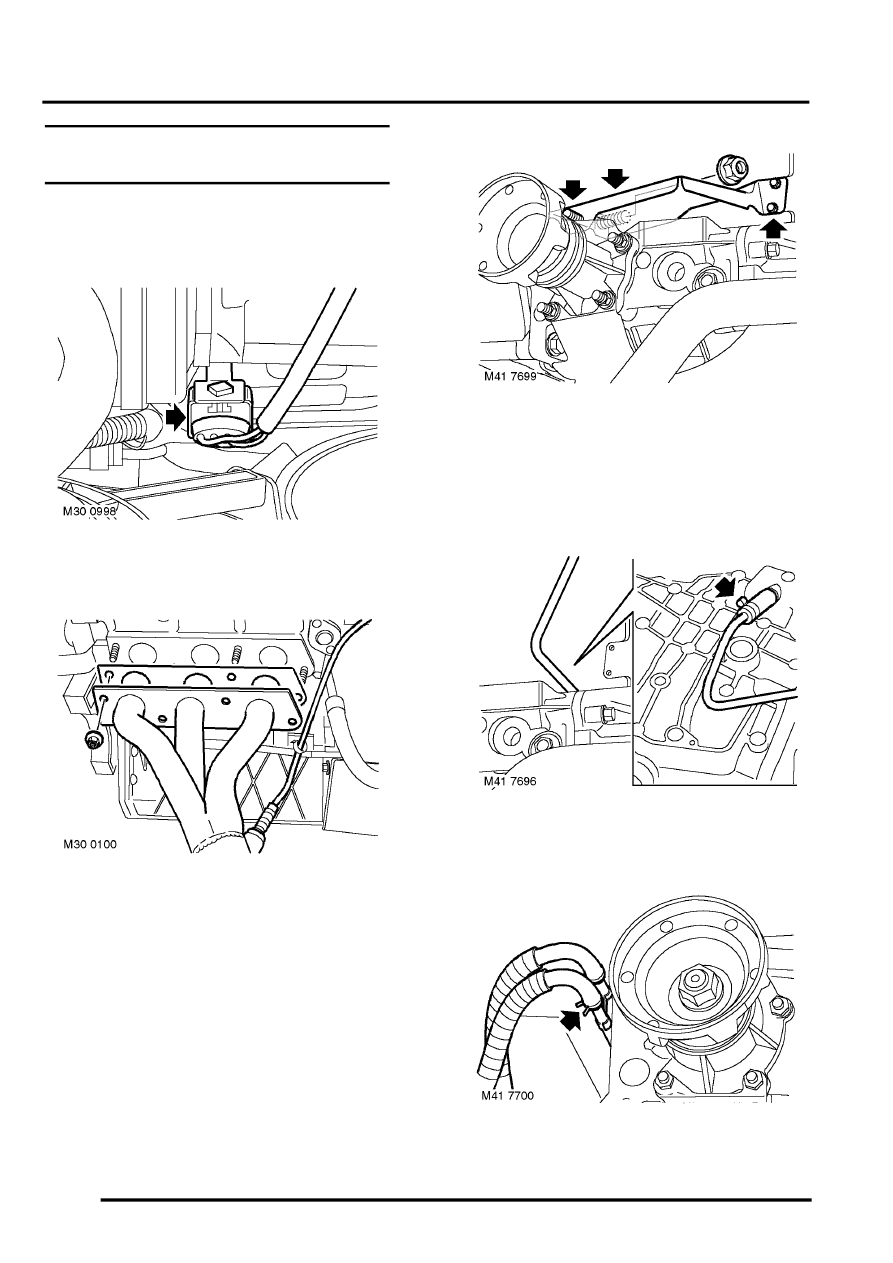 Service manual [2011 Land Rover Freelander Transmission