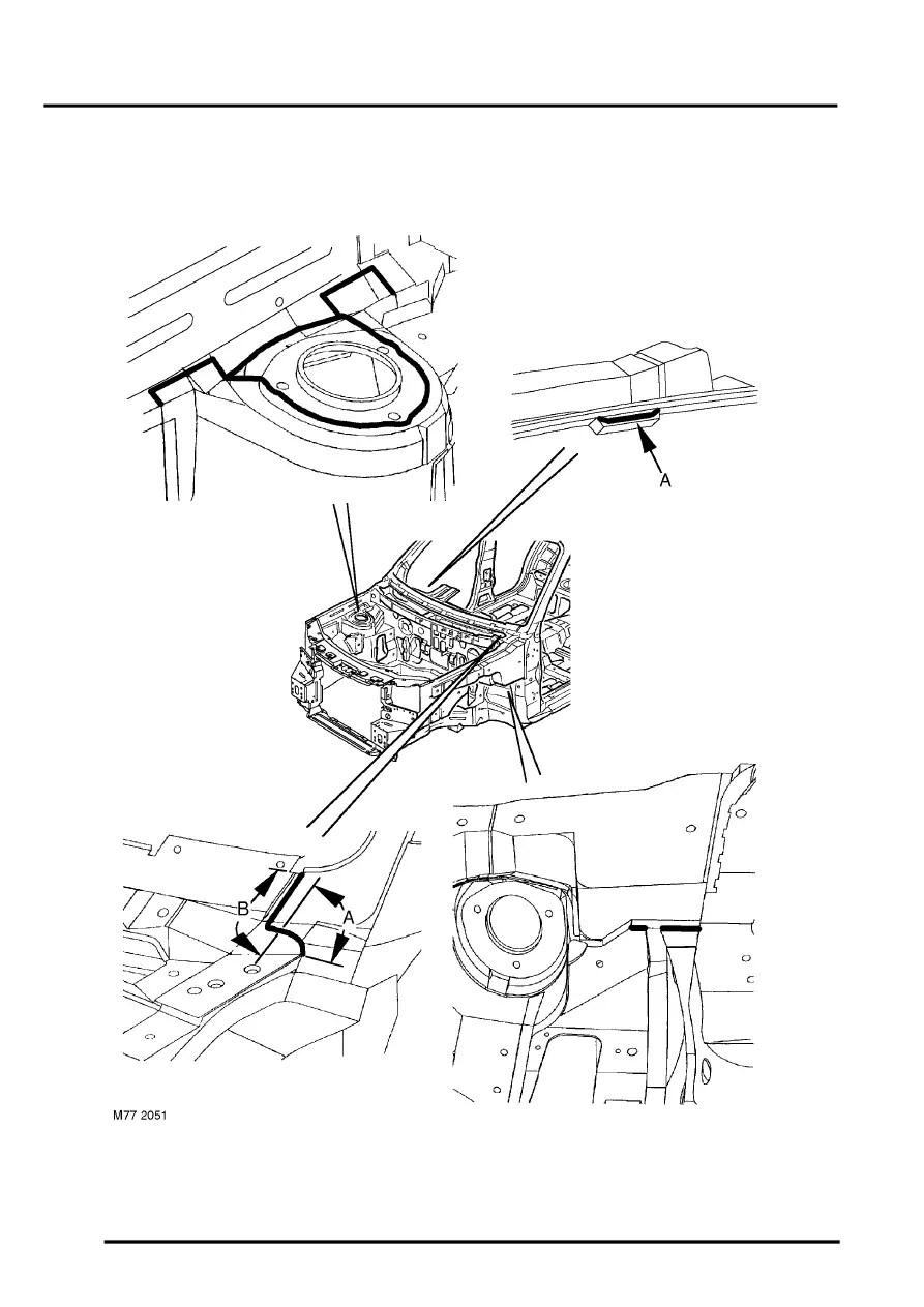 Land Rover Workshop Manuals > Freelander Service
