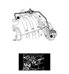 engine cooling and exhaust engine intake manifold component information diagrams page 1493 [ 918 x 1188 Pixel ]