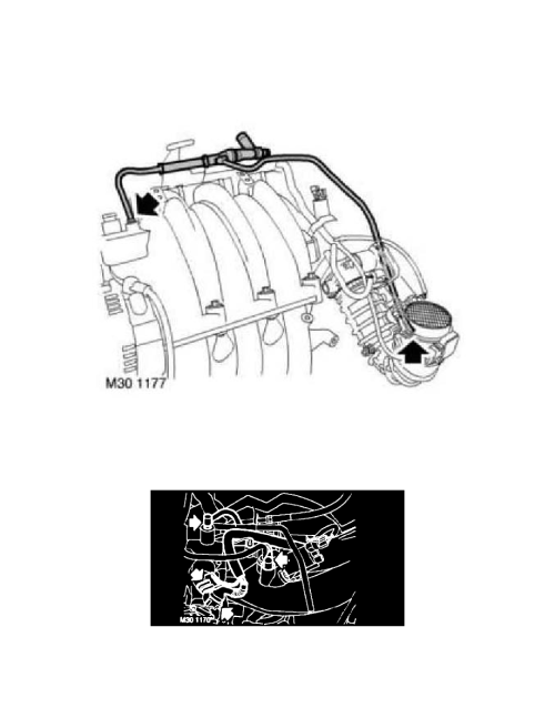 small resolution of engine cooling and exhaust engine intake manifold component information diagrams page 1493