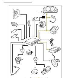engine management system v8 engine management control diagram sheet 1 of 2 land rover  [ 893 x 1263 Pixel ]