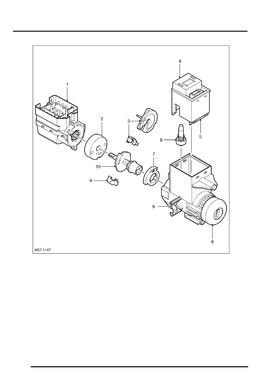 Service manual [How To Remove Ignition Actuator 2002