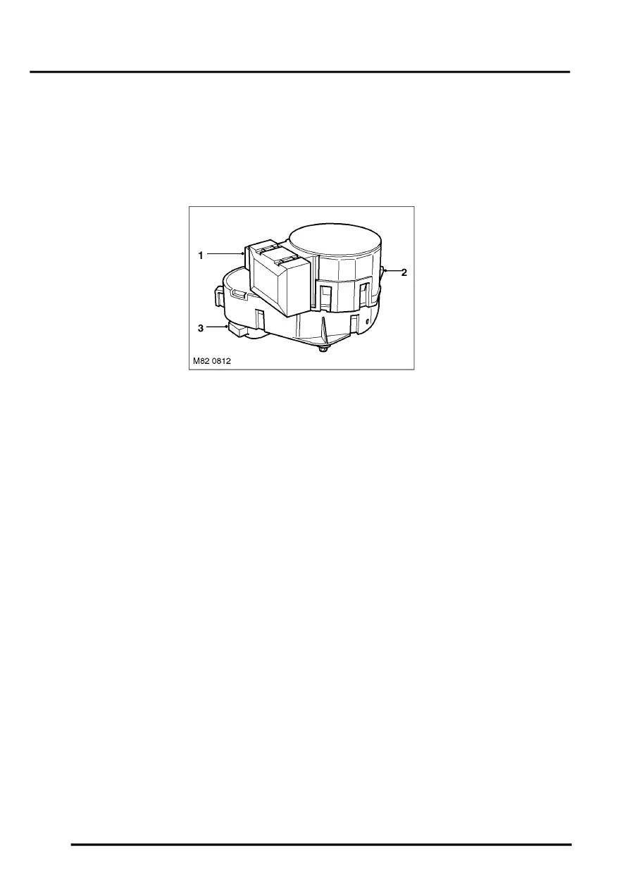 Land Rover Workshop Manuals > L322 Range Rover System