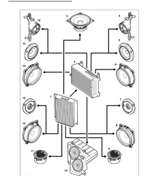 entertainment and information systems logic 7 speaker control diagram [ 893 x 1263 Pixel ]