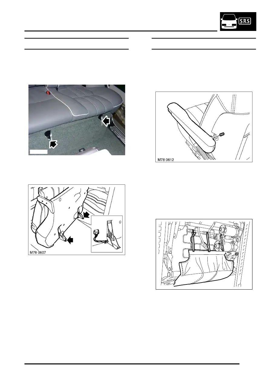 range rover l322 fuse box removal