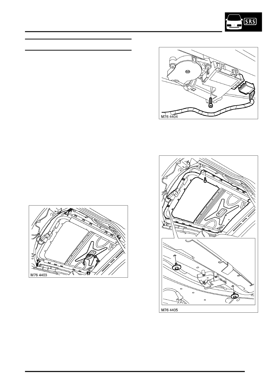 Range Rover L322 Workshop Manual