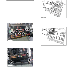 land rover workshop manuals u003e l322 range rover service procedures range rover l322 fuse box removal range rover fuse box l322 [ 893 x 1263 Pixel ]