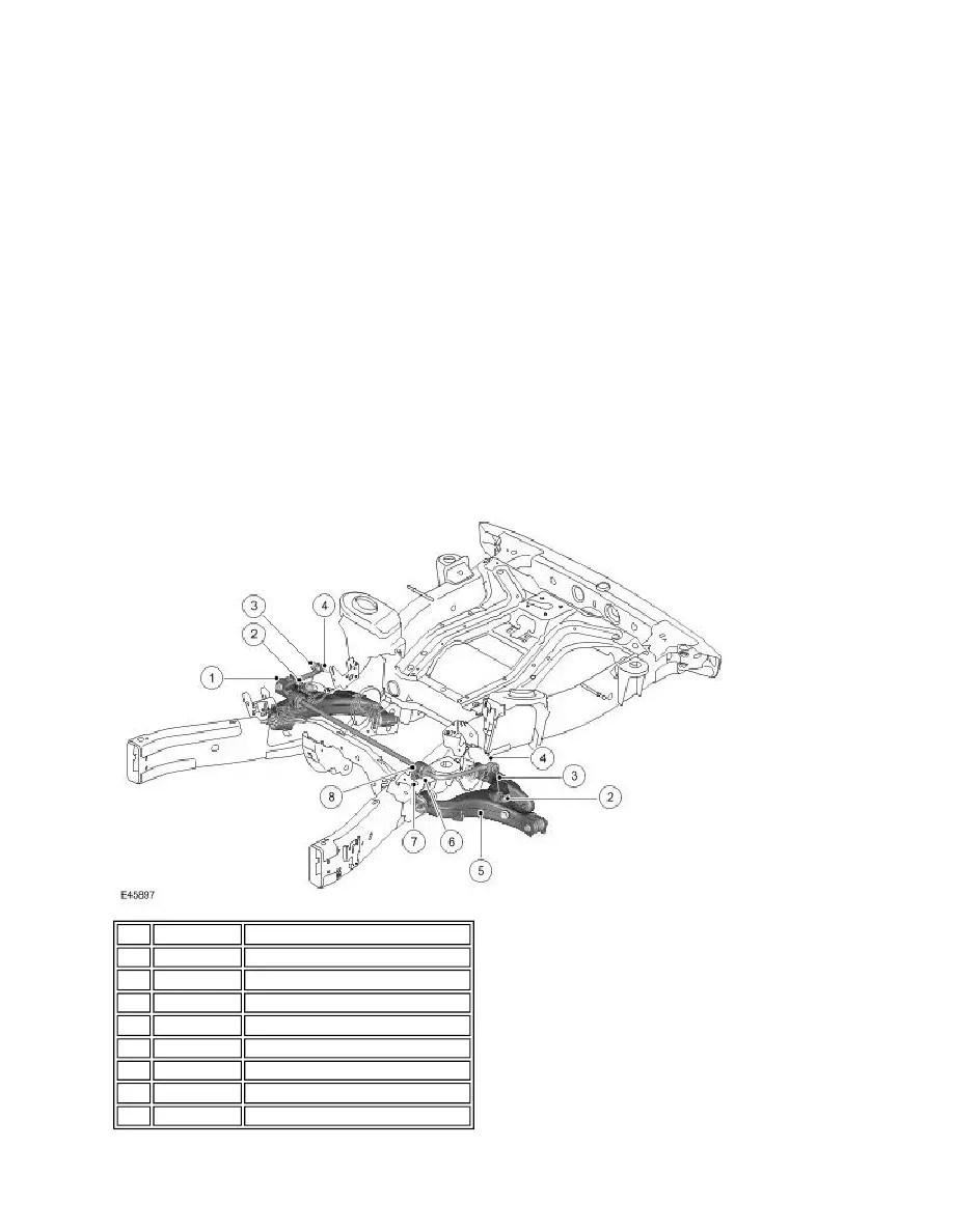 Land Rover Workshop Manuals > LR3/Disco 3 > 204-02 Rear