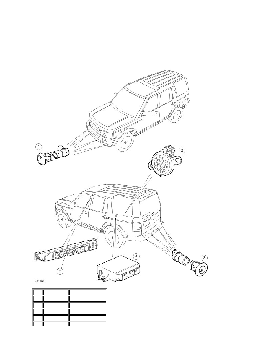 Lr3 Manual Auto Electrical Wiring Diagram 2007 Land Rover Engine Free Image For User Workshop Manuals Disco 3 413 13 Parking