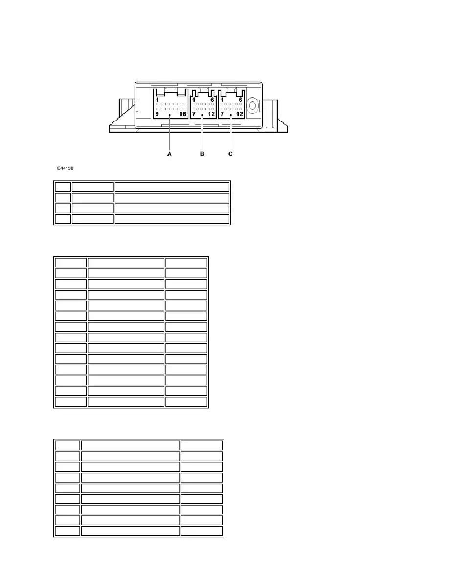 Land Rover Workshop Manuals > LR3/Disco 3 > 413-13 Parking