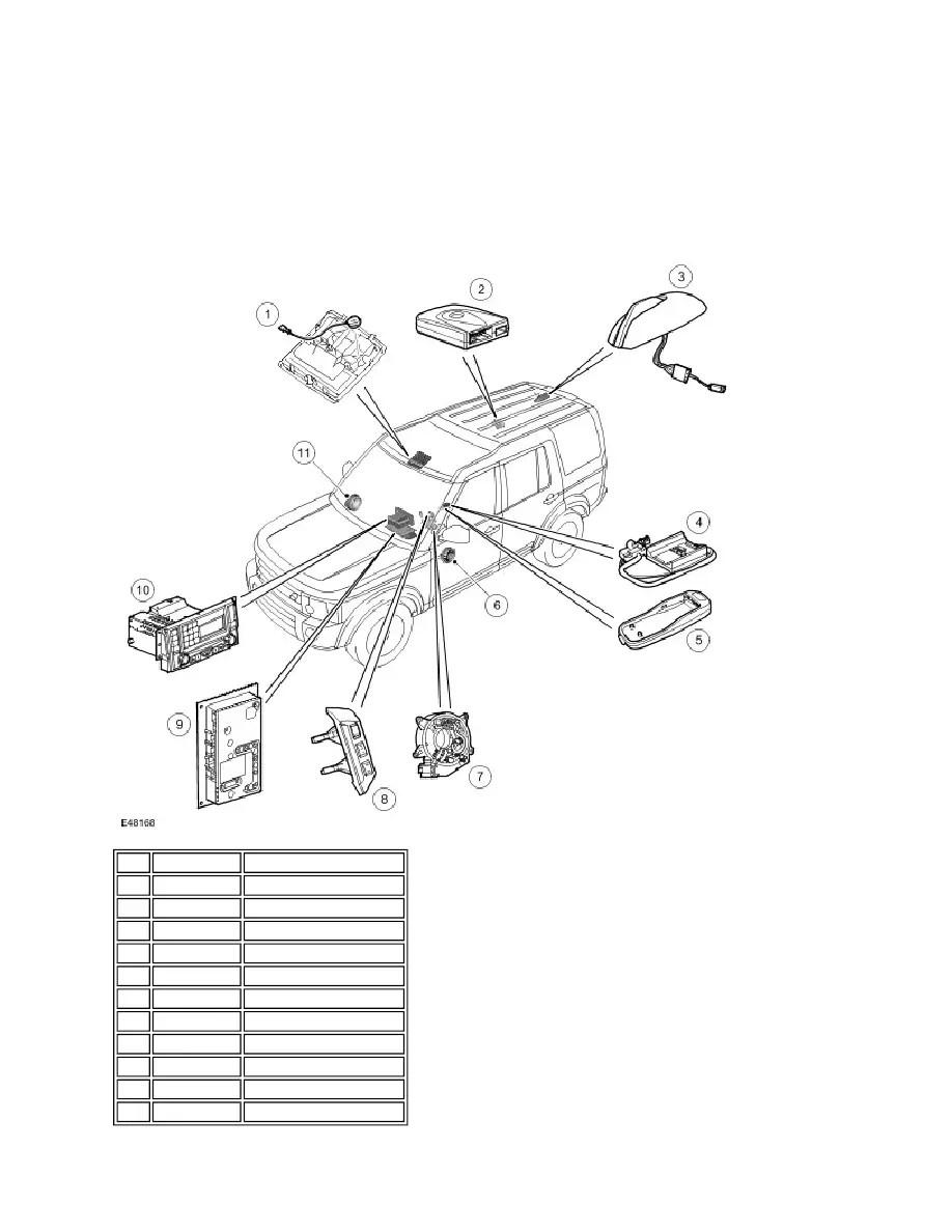 Land Rover Workshop Manuals > LR3/Disco 3 > 419-08