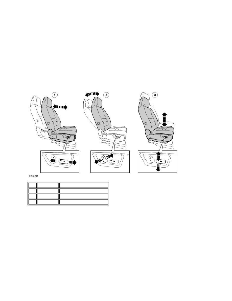Land Rover Workshop Manuals > LR3/Disco 3 > 501-10 Seating