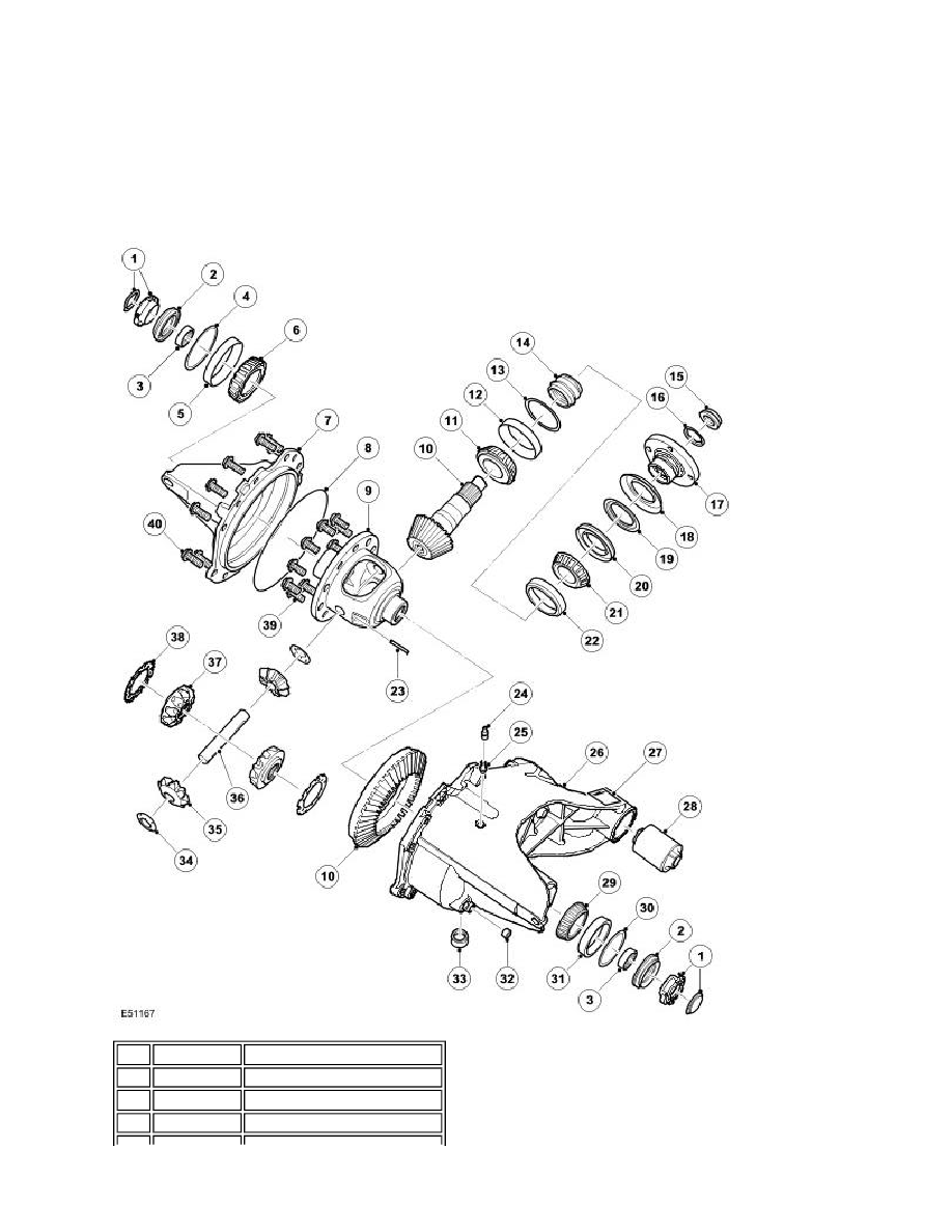 Land Rover Workshop Manuals > LR3/Disco 3 > 205-02 Rear