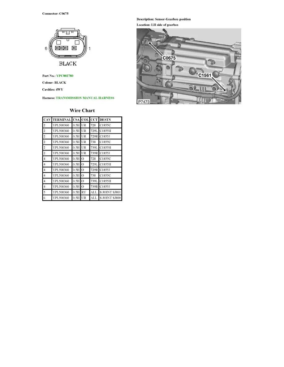 Land Rover Workshop Manuals > LR3 (LA) V6-4.0L (2006