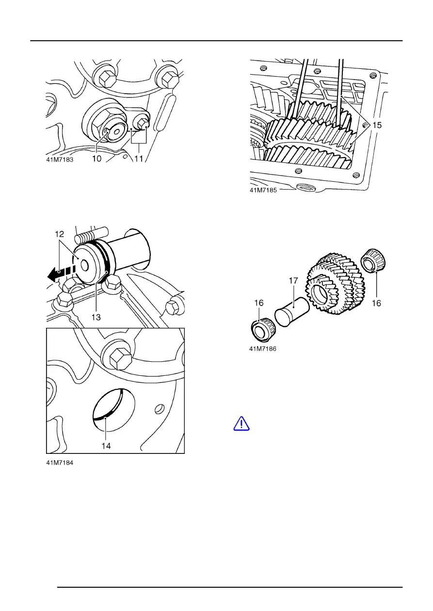 Land Rover Workshop Manuals > LT230Q Transfer Box