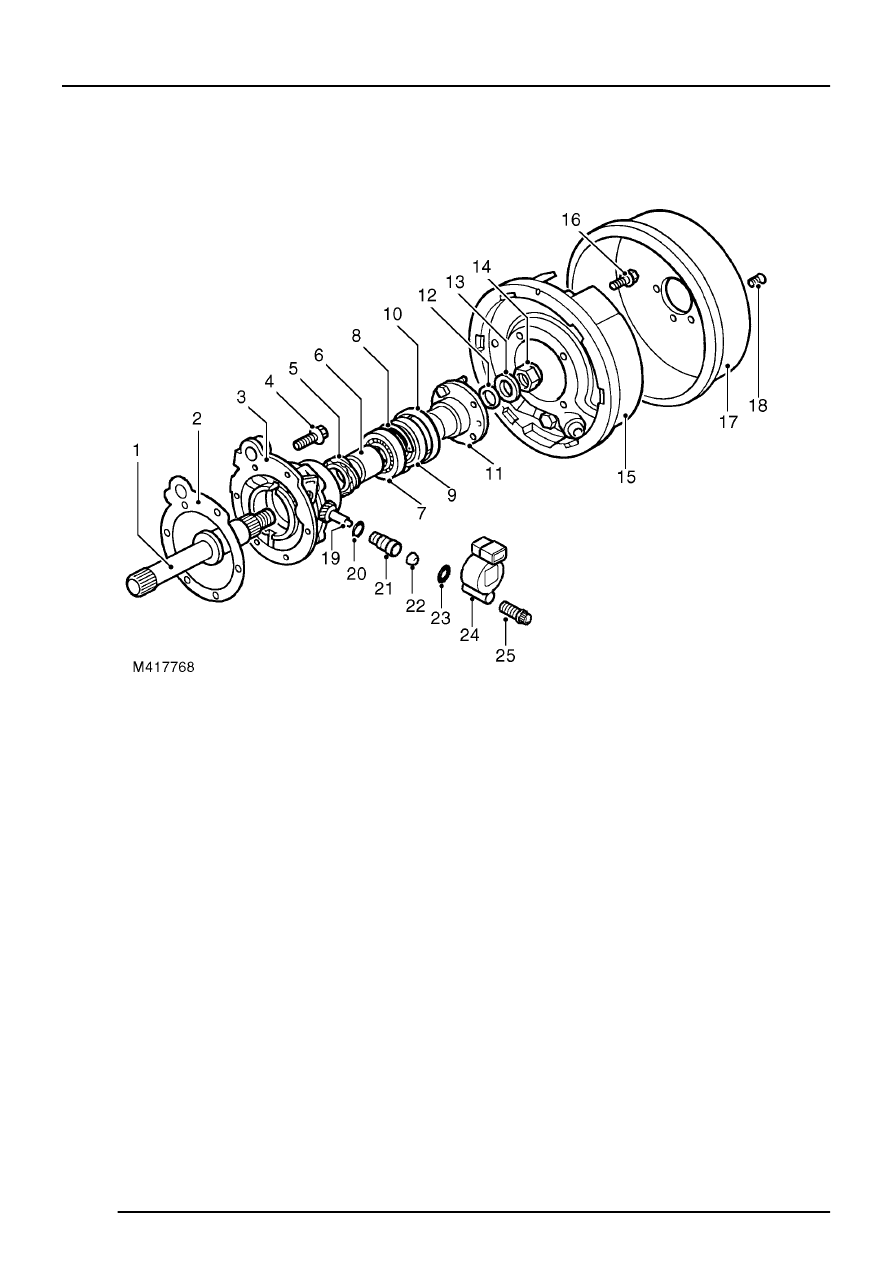 Land Rover Workshop Manuals > LT230 Transfer Box