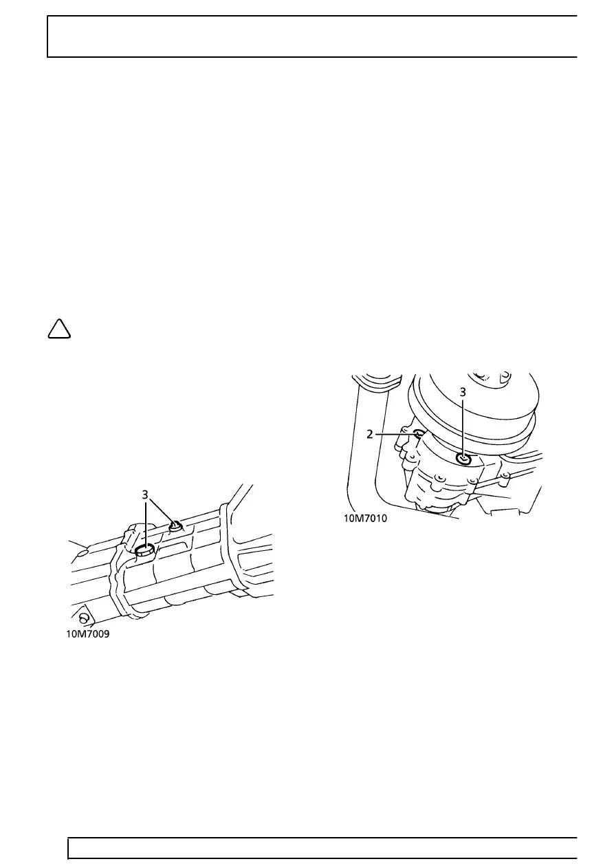 Land Rover Workshop Manuals > Range Rover P38 > 10