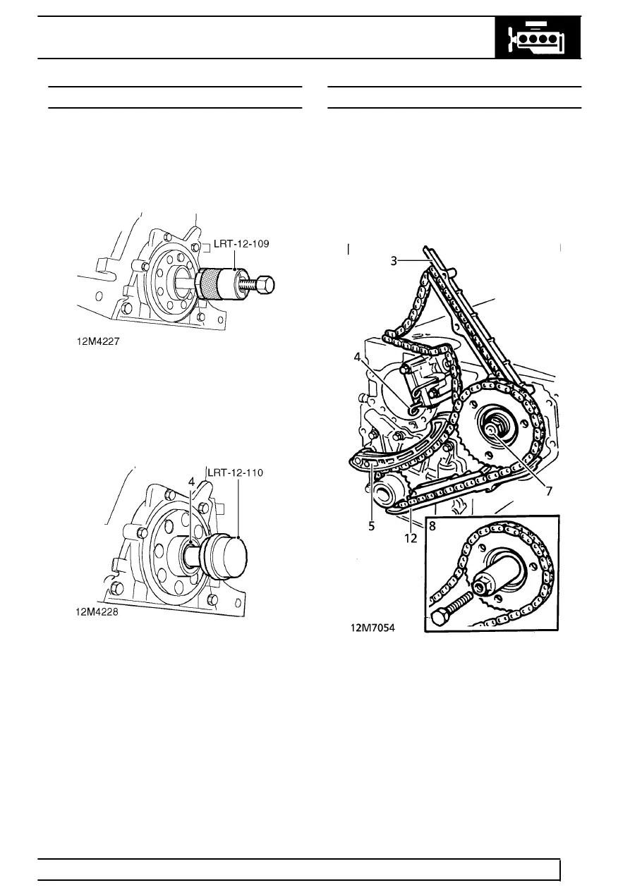 110 Engine Timing Diagram Land Rover Workshop Manuals Gt Range Rover P38 Gt 12