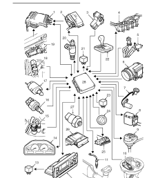 land rover workshop manuals u003e range rover p38 u003e 19 fuel system rh workshop manuals com range rover p38 engine diagram  [ 893 x 1262 Pixel ]