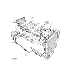 range rover thermostat location on range rover p38 engine diagram range rover p 38 engine diagrams [ 893 x 1262 Pixel ]