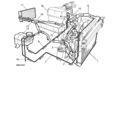 land rover engine cooling diagram images gallery [ 893 x 1262 Pixel ]