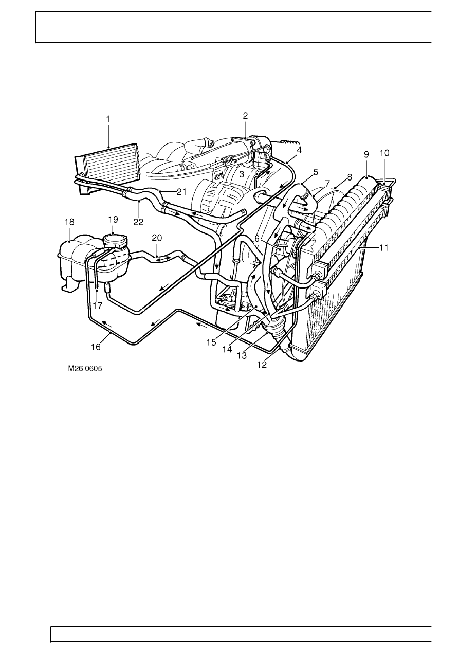 medium resolution of land rover workshop manuals gt range rover p38 gt 26